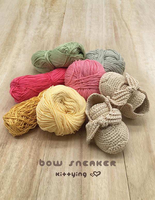 Bow Sneaker Newborn Preemie Americal Doll Sneakers 60 Inch Simple Preemie Crochet Patterns
